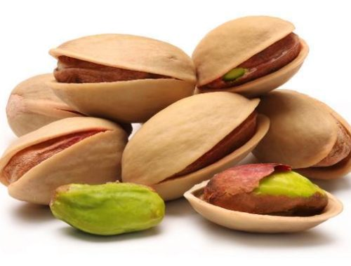 pistachos procesado