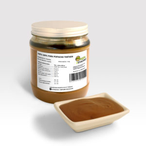pasta de pistacho tostada(1k)