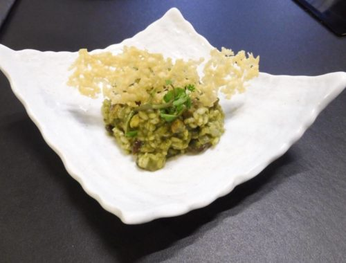 receta pistachos